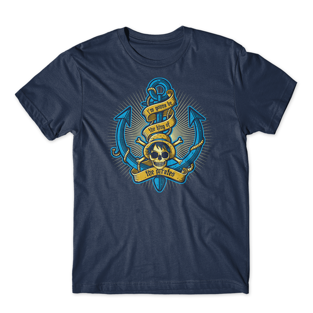 King Of Pirates Anchor