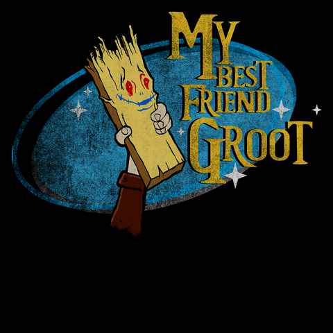 My Best Friend Groot