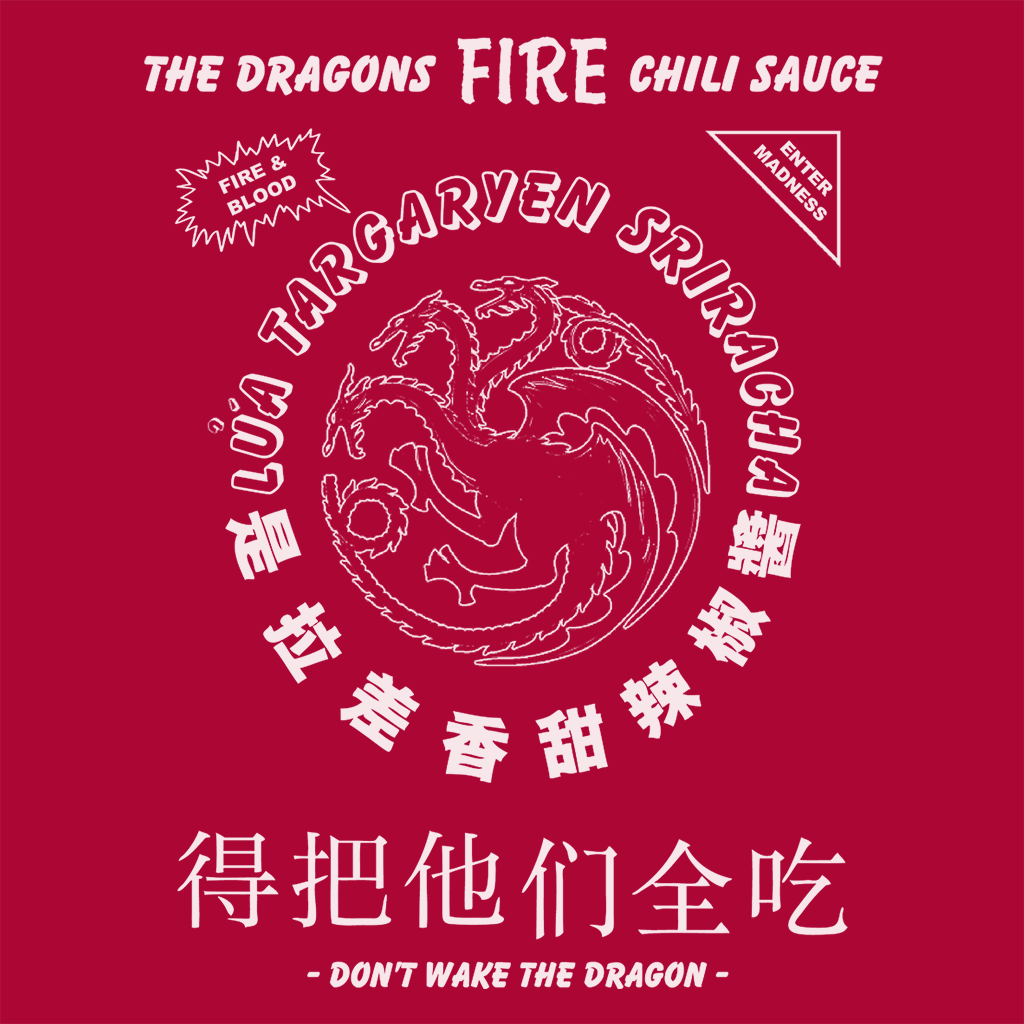 Dragons Fire Chili Sauce