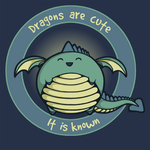 Dragons are Cute T-Shirt
