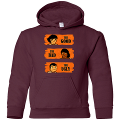 Western captains Youth Hoodie