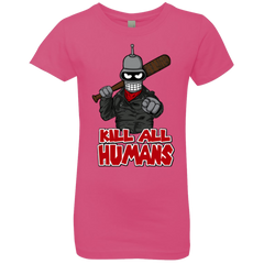 The Walking Bot Girls Premium T-Shirt
