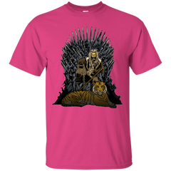 King and Tiger T-Shirt