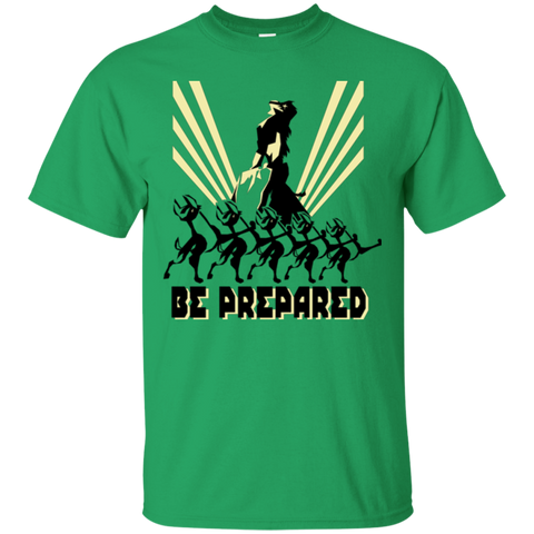 Be Prepared T-Shirt
