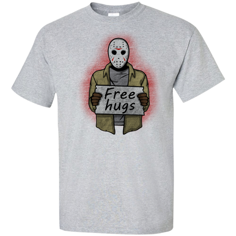 Free Hugs Jason Tall T-Shirt