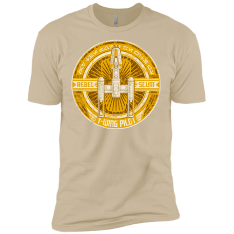 Y-Wing Scum Men's Premium T-Shirt