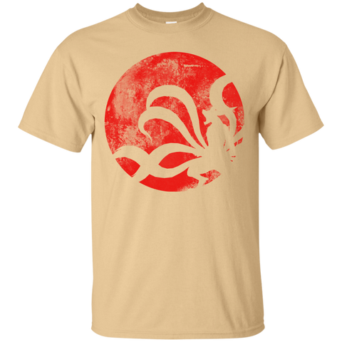 The Rage of the Tailed Beast T-Shirt