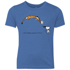 Pounce Youth Triblend T-Shirt