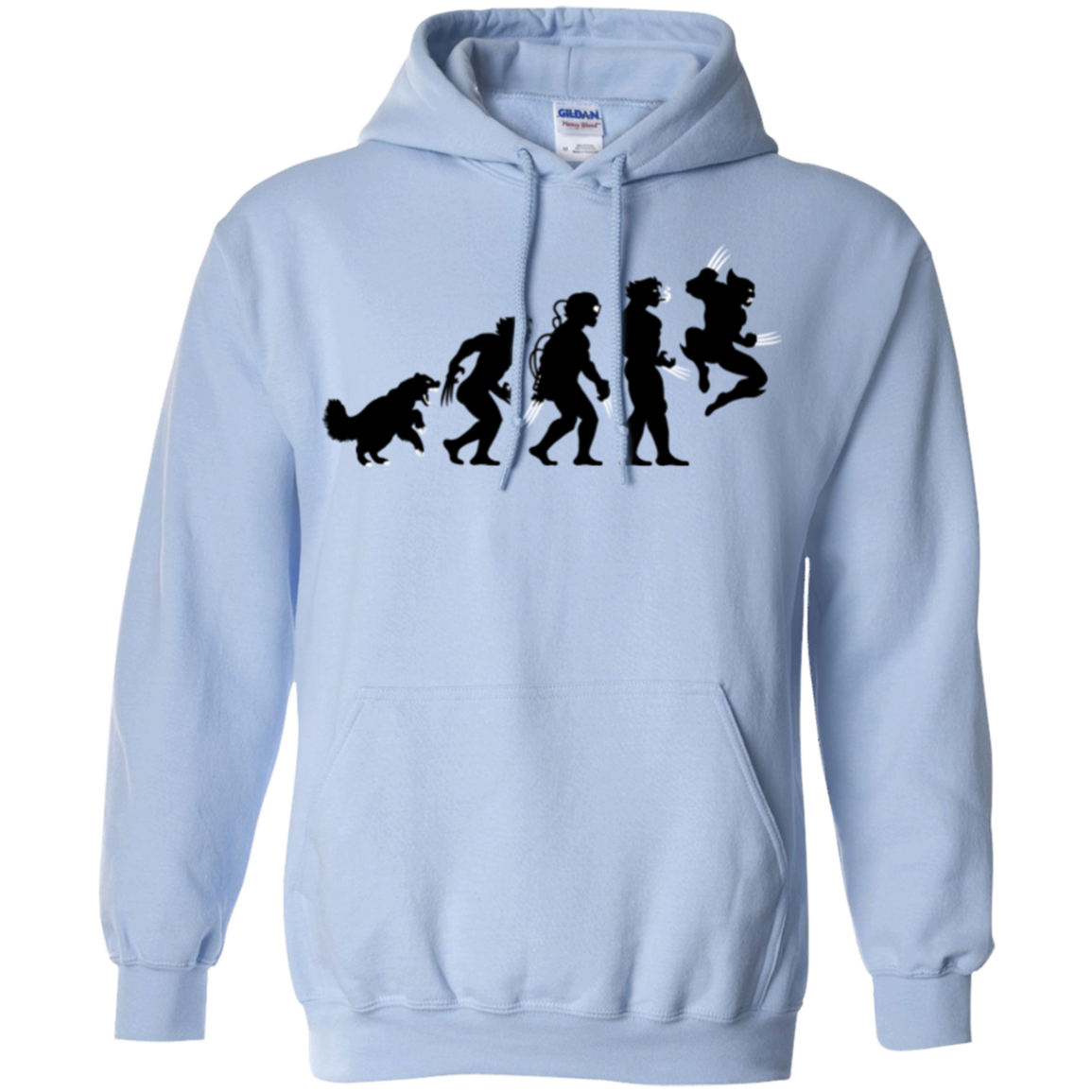 Evolution-X Pullover Hoodie