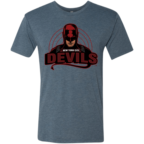 NYC Devils Men's Triblend T-Shirt