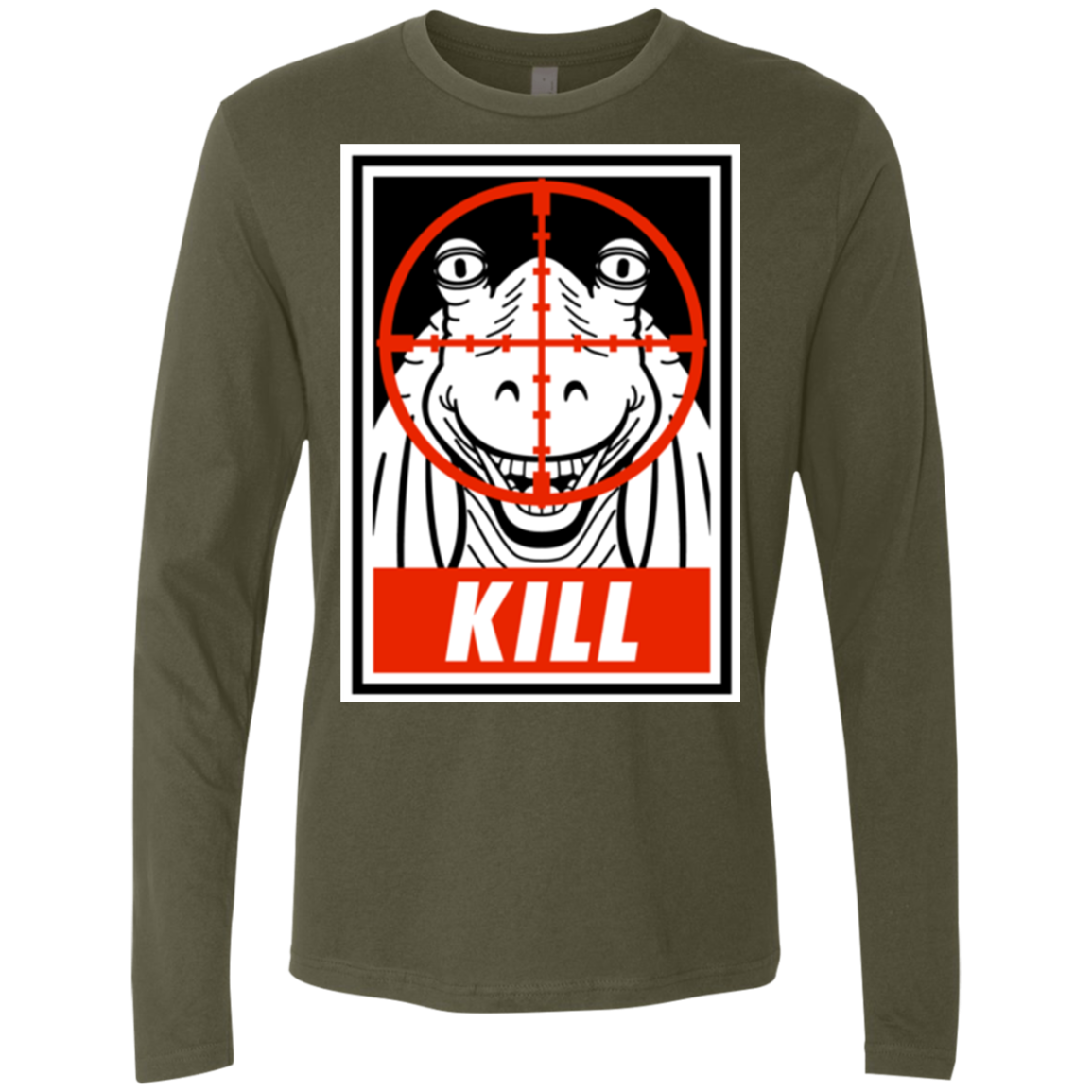 Kill Men's Premium Long Sleeve