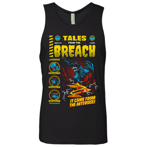 Breach Men's Premium Tank Top
