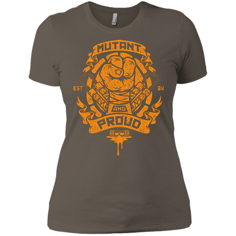 Mutant and Proud Mikey Women's Premium T-Shirt
