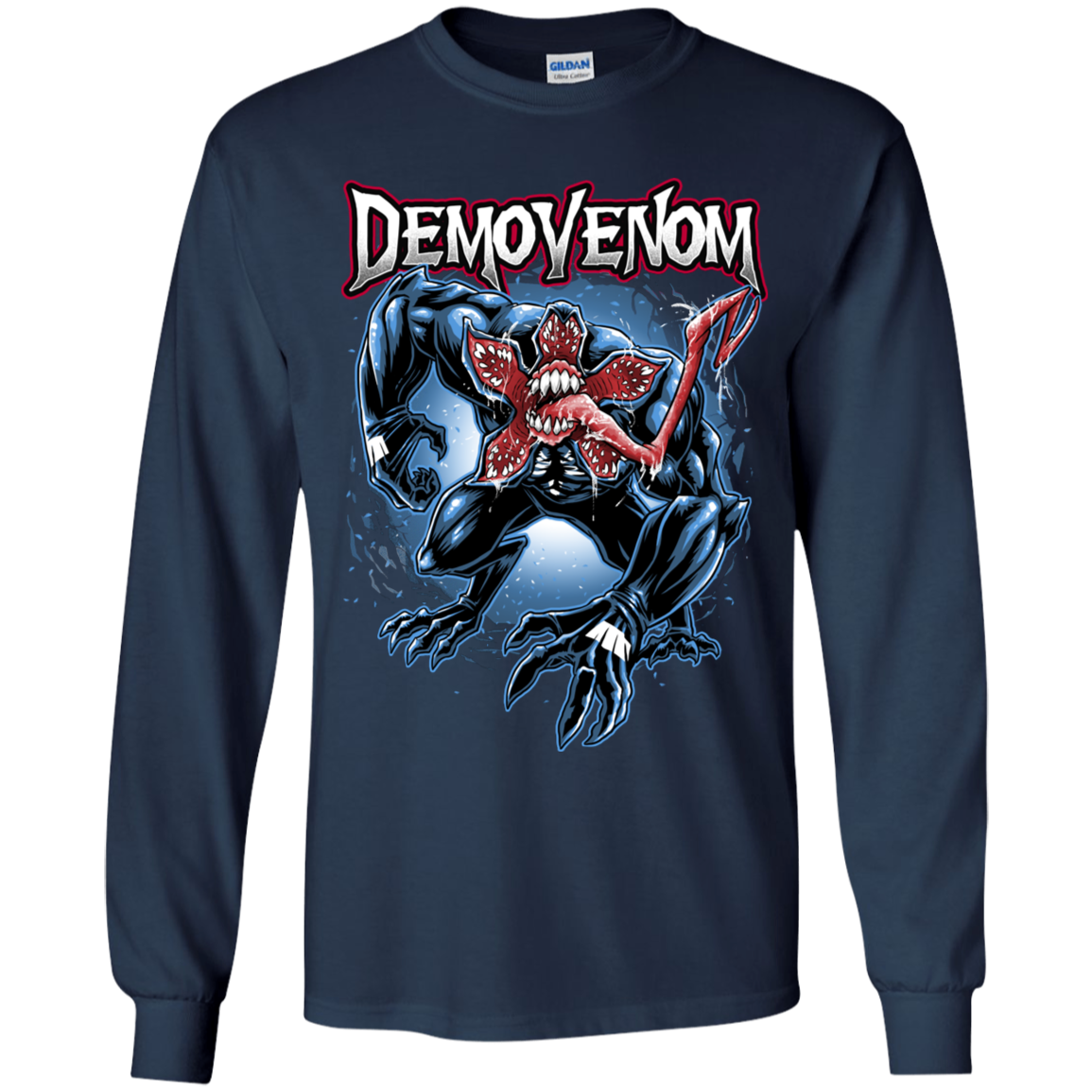 Demovenom Youth Long Sleeve T-Shirt