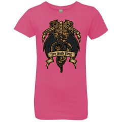 KHALEESIS DRAGONS Girls Premium T-Shirt