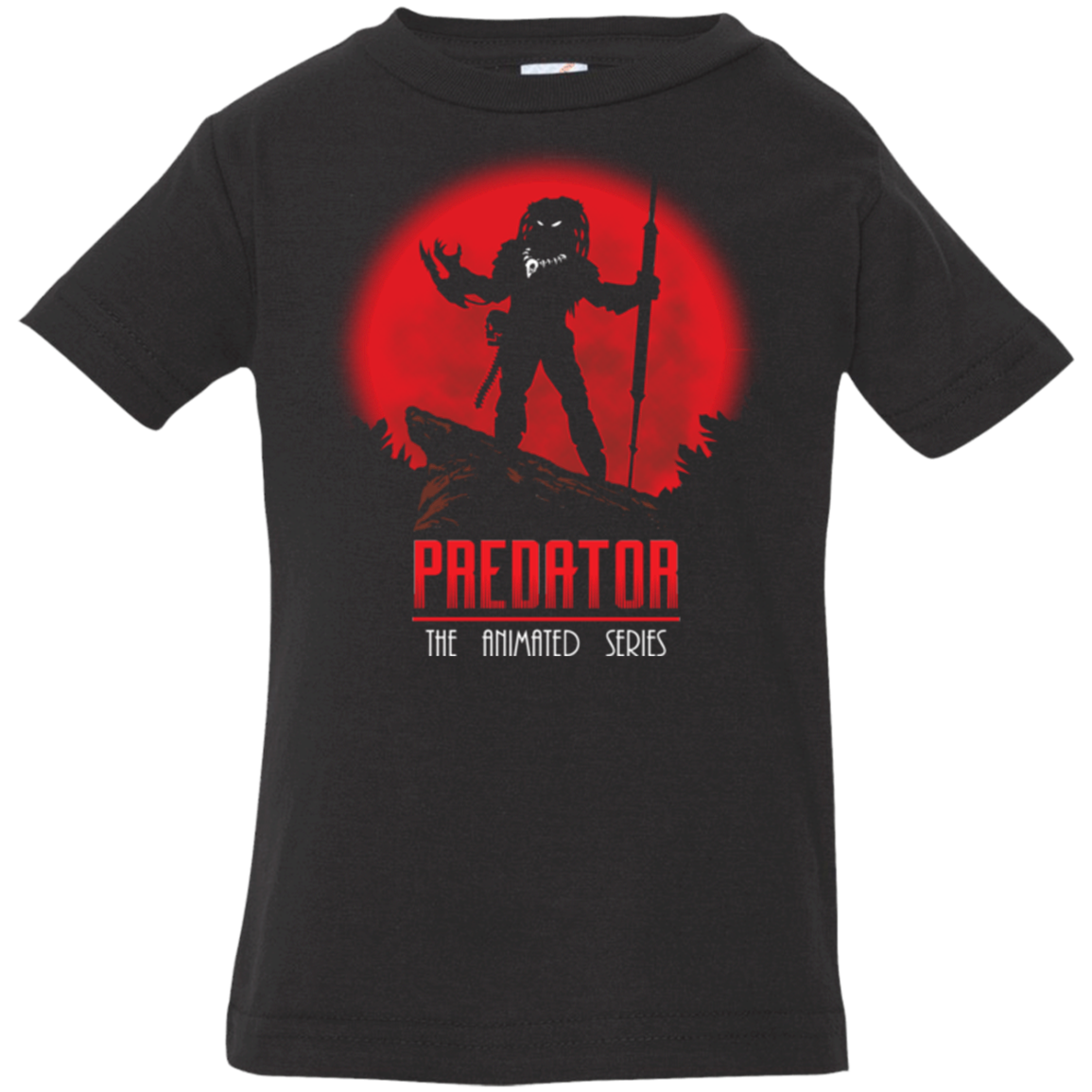 Predator Animated Series Infant Premium T-Shirt