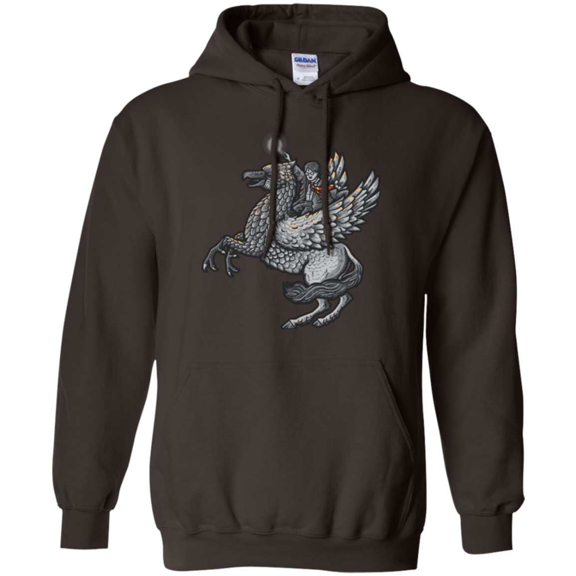 MAGIC FLY Pullover Hoodie