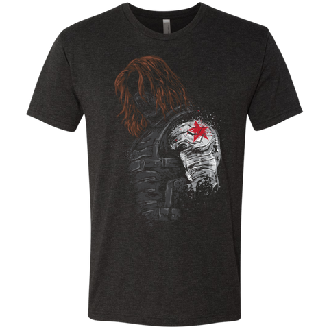 Winter Soldier Men's Triblend T-Shirt