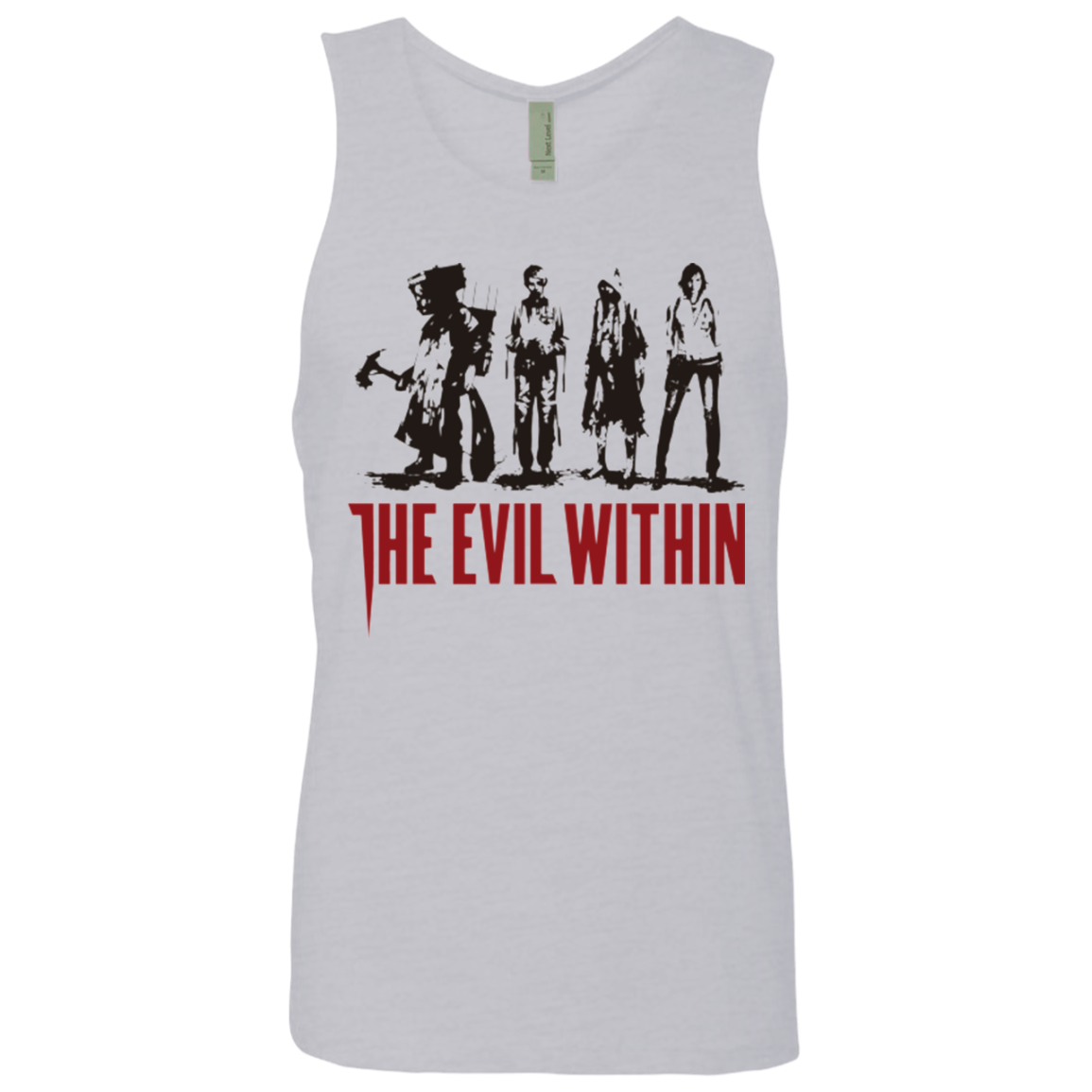 The Evil Within Men's Premium Tank Top
