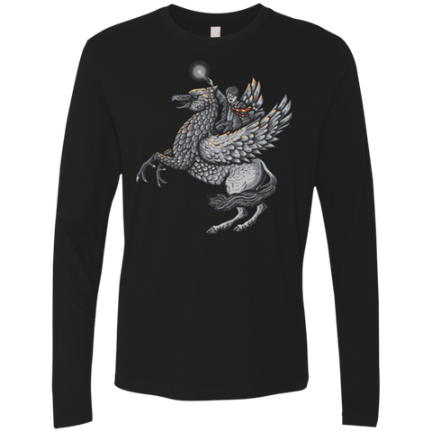 MAGIC FLY Men's Premium Long Sleeve