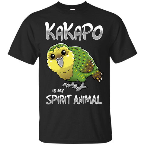 Kakapo Spirit Animal T-Shirt