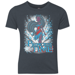 Princess Time Pocahontas Youth Triblend T-Shirt
