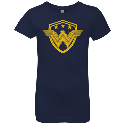 Wonder Eagle Girls Premium T-Shirt