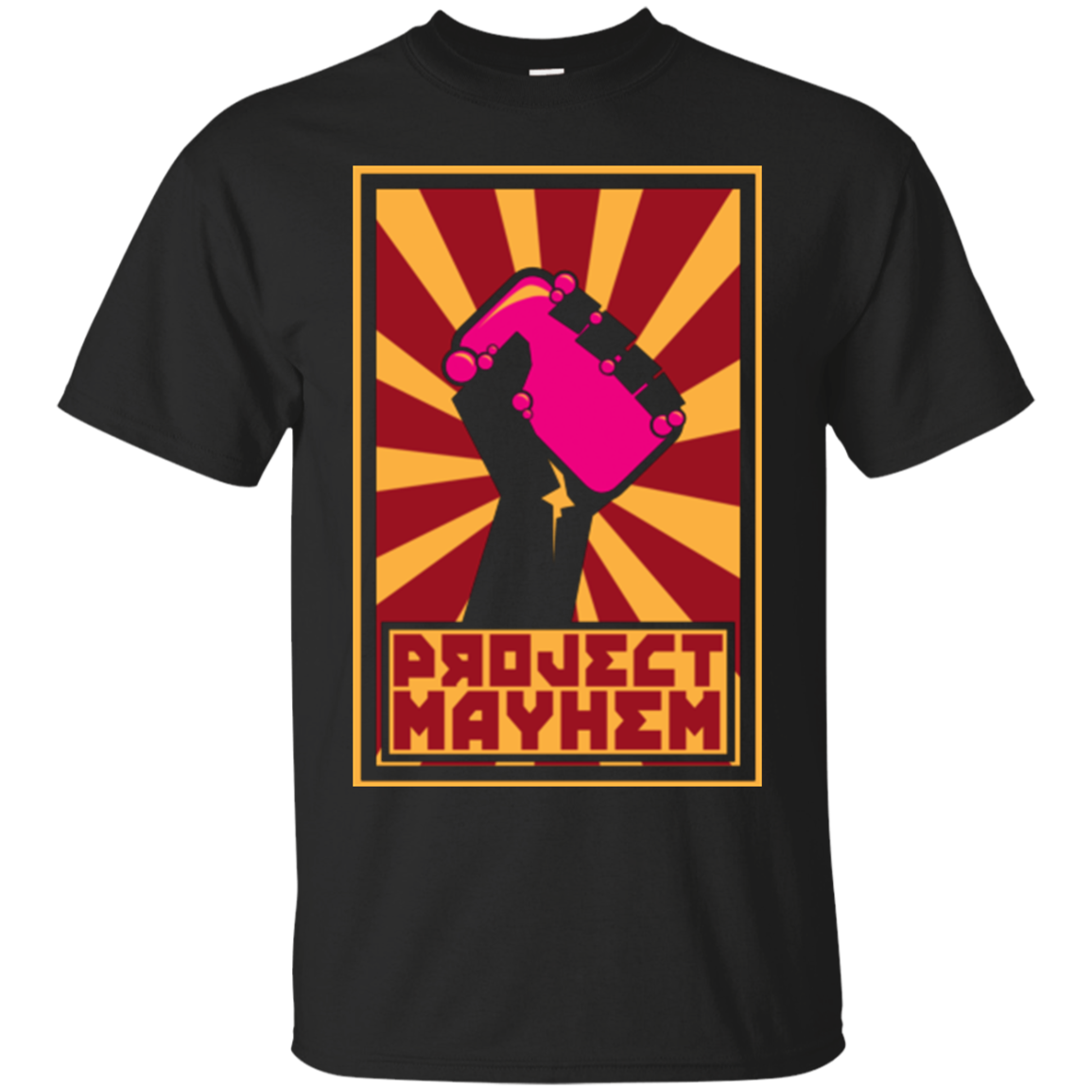 Project Mayhem T-Shirt