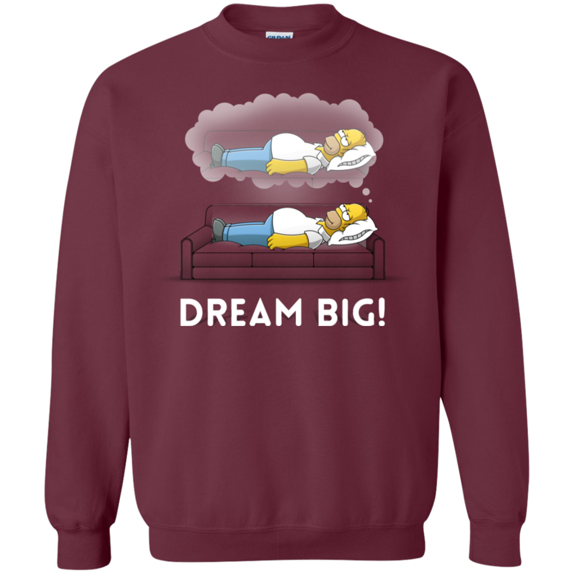 Dream Big! Crewneck Sweatshirt
