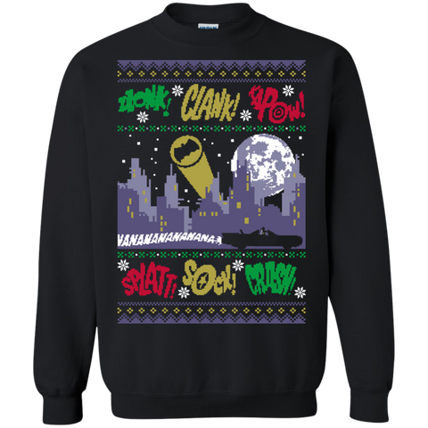 UGLY BATMAN Crewneck Sweatshirt