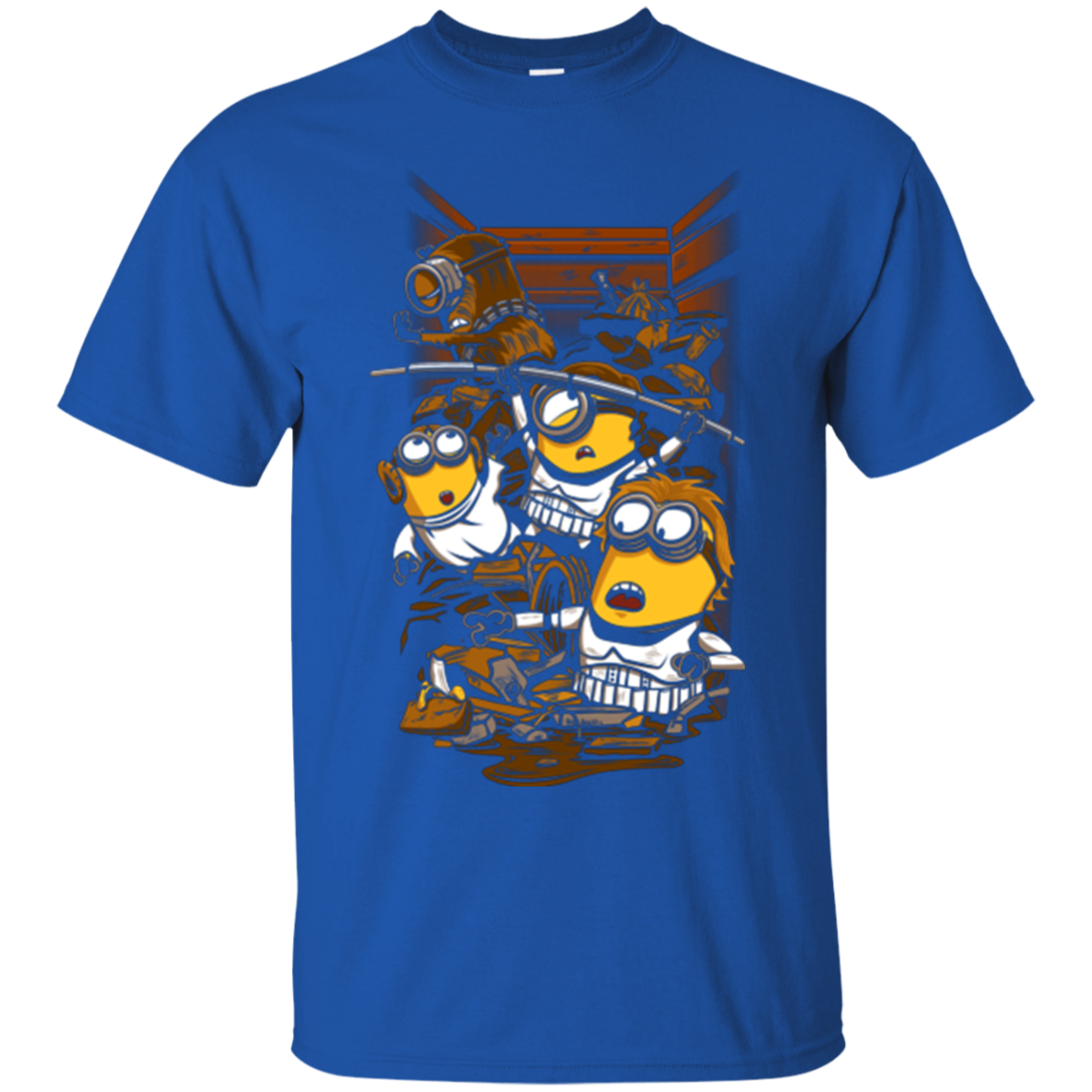 Despicable Rebels T-Shirt