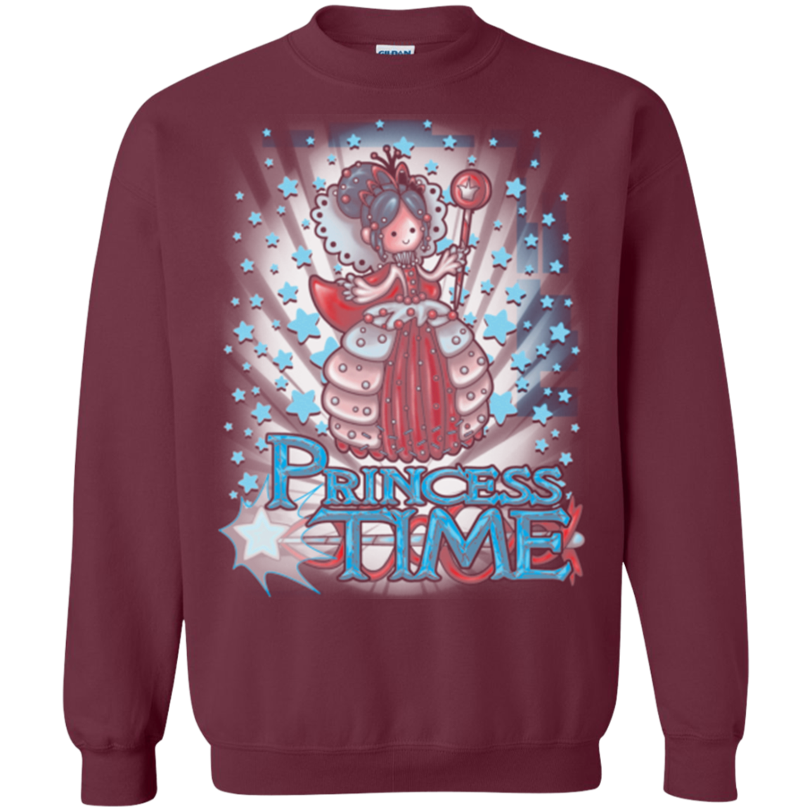 Princess Time Vanellope Crewneck Sweatshirt