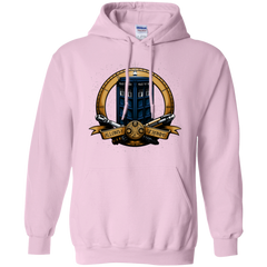 The Day of the Doctor Pullover Hoodie