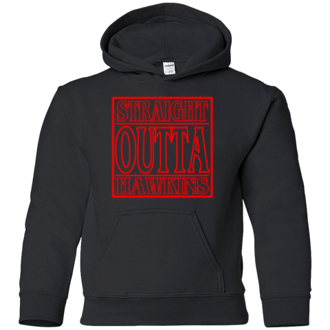 Outta Hawkins Youth Hoodie