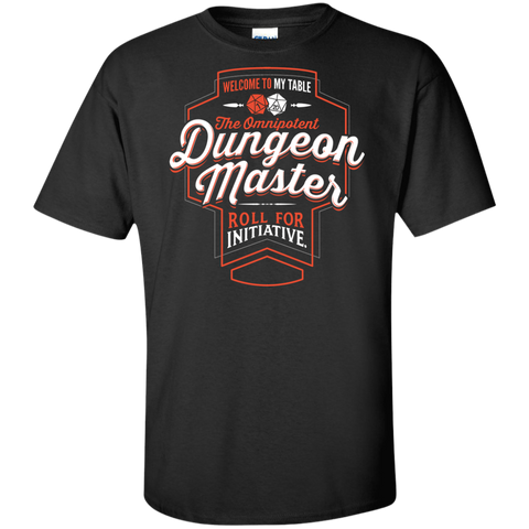 Dungeon Master Tall T-Shirt