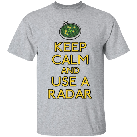 Use a radar_DBZ T-Shirt
