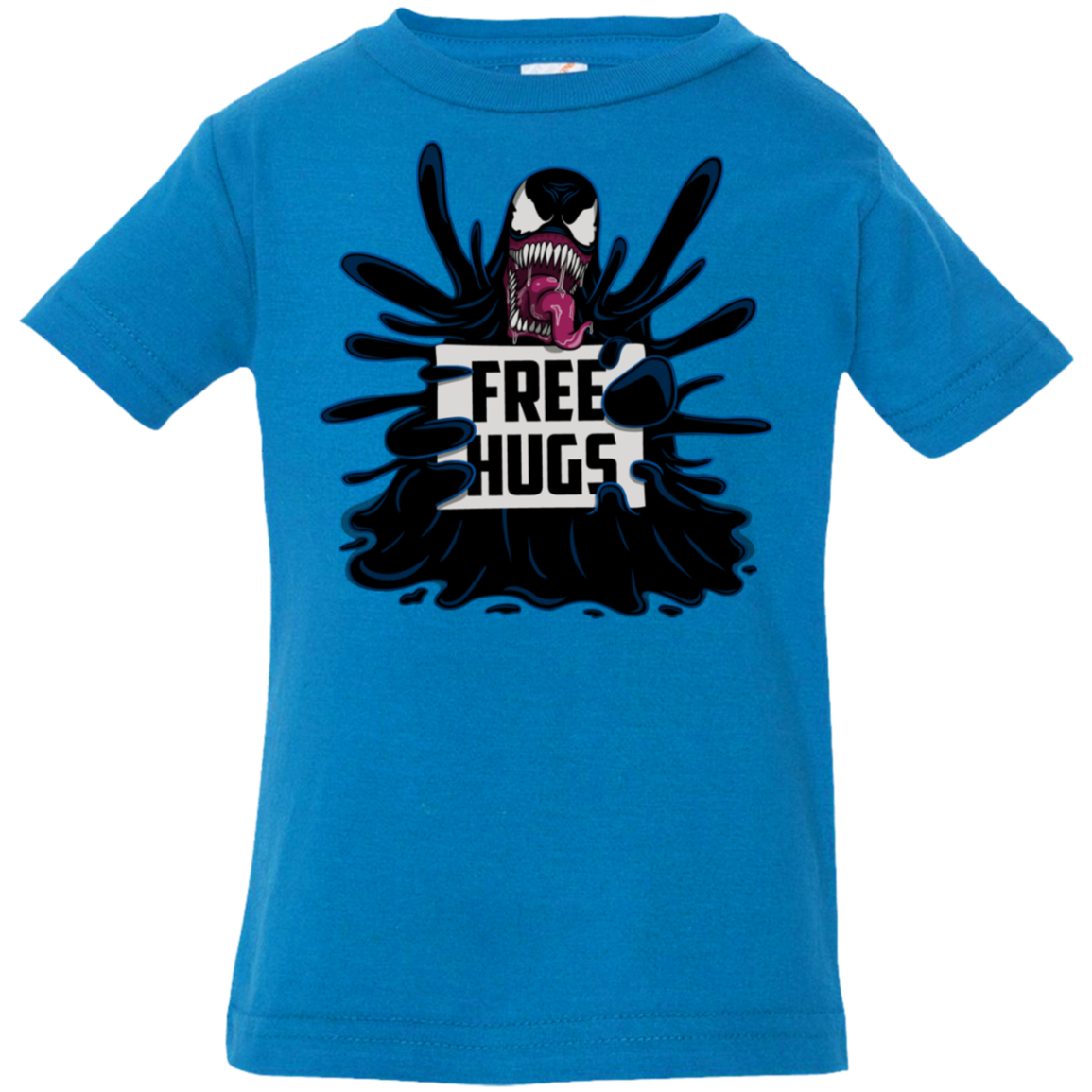Symbiote Hugs Infant Premium T-Shirt