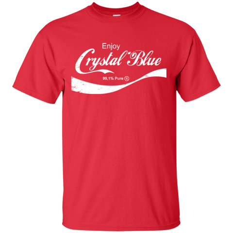 Crystal Blue Coke T-Shirt