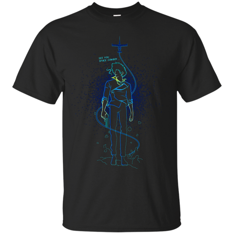 Shadow of Space Cowboy T-Shirt