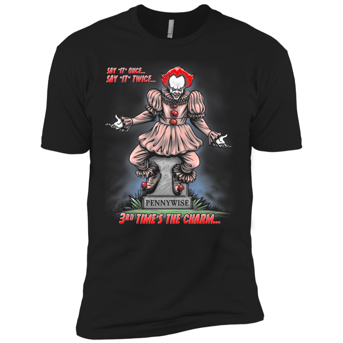 Pennywise the Dancing Clown Men's Premium T-Shirt