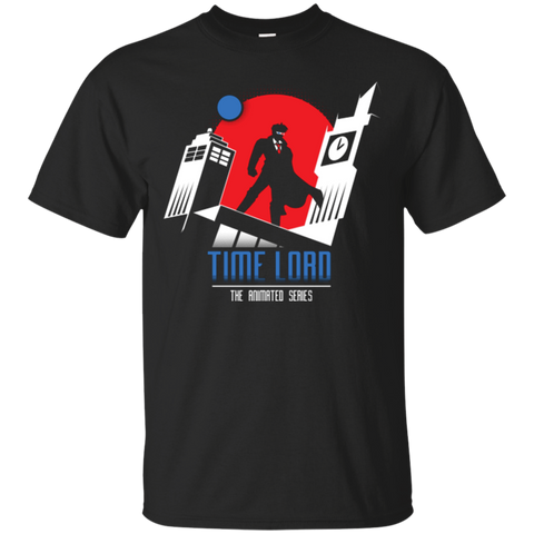 Time Lord Animated Series T-Shirt
