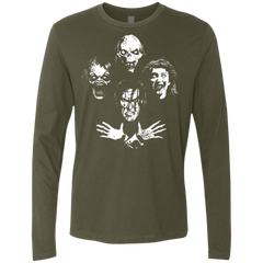 Evil Rhapsody Men's Premium Long Sleeve