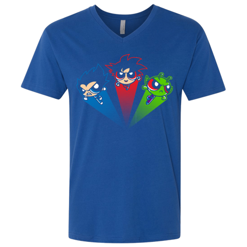 Dragonpuff-Z Men's Premium V-Neck