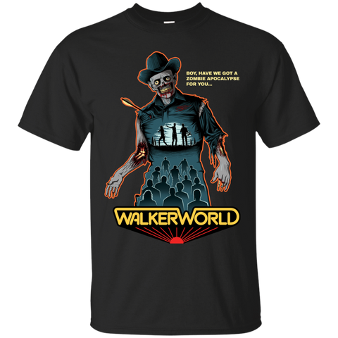 Walker World T-Shirt