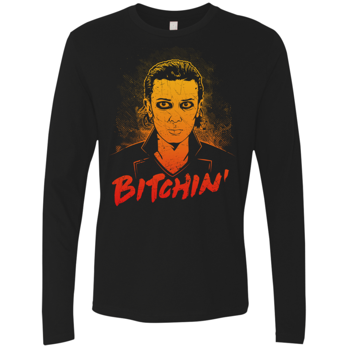 Bitchin' Men's Premium Long Sleeve