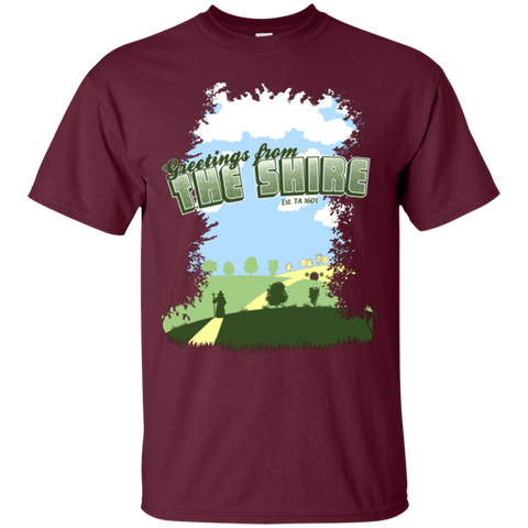 Greetings From Shire T-Shirt