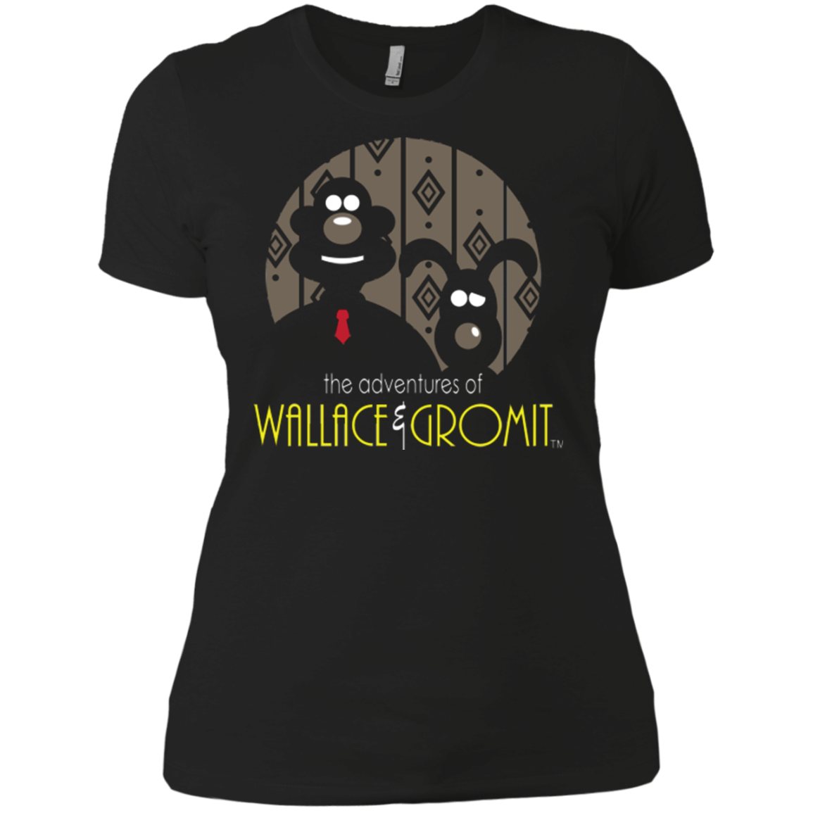 Wallace & Gromit Women's Premium T-Shirt