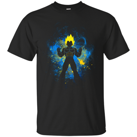 Vegeta Art T-Shirt