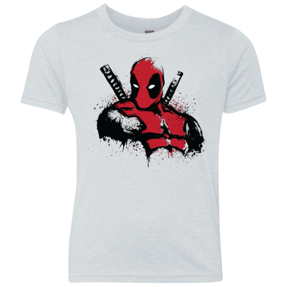 The Merc in Red Youth Triblend T-Shirt