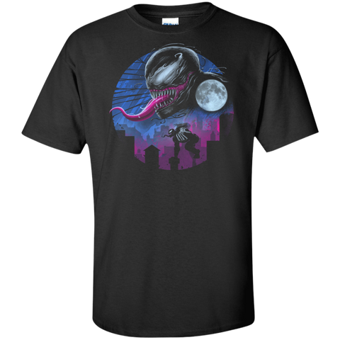 The Symbiote Story Tall T-Shirt